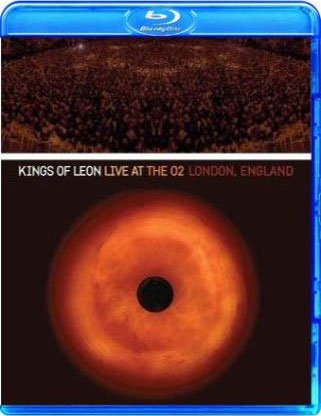 Kings Of Leon live at O2 Arena concert on Blu-Ray
